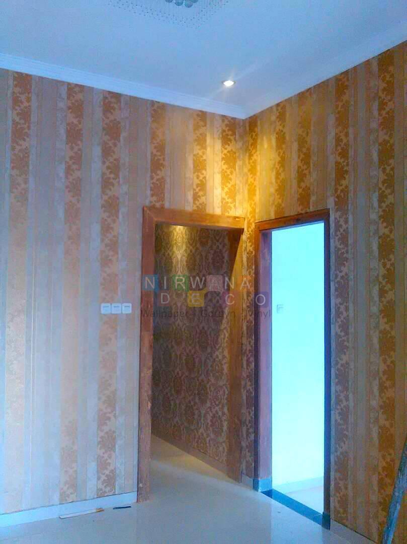 Pemasangan Wallpaper Di Wonocatur Yogyakarta Nirwana Deco Jogja
