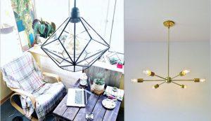 Lampu Gantung Modern untuk Rumah Minimalis