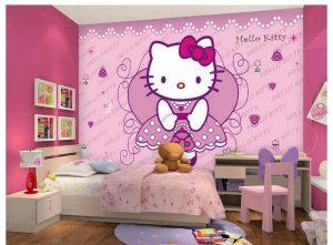 Cara Memilih Wallpaper Untuk Anak Perempuan