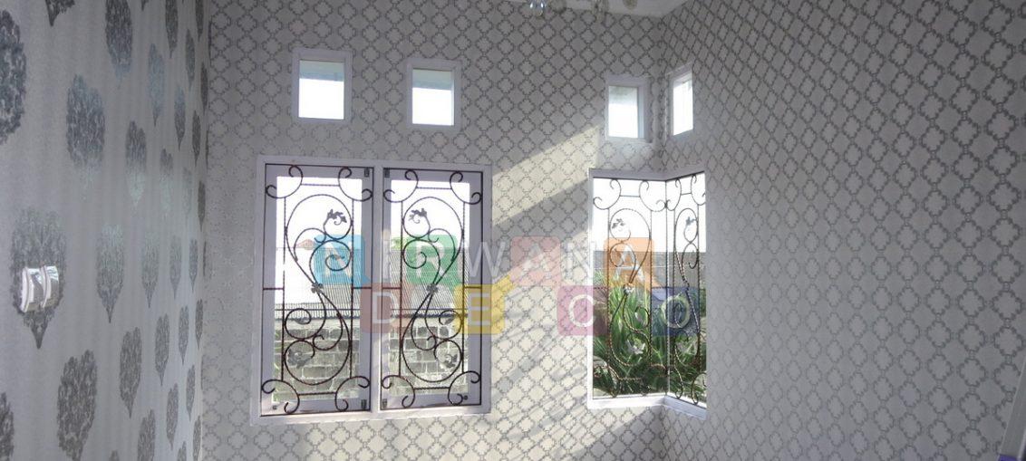 Jasa Pasang Wallpaper Terlengkap Harga Murah Nirwana Deco