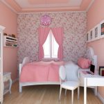 Wallpaper Dengan Motif Shabby Chic