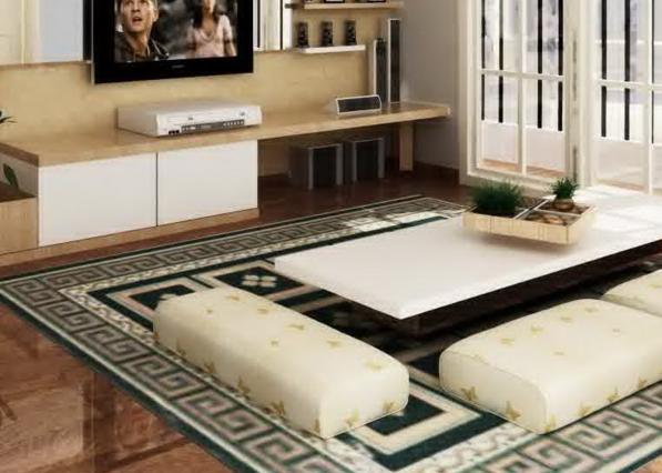 Karpet Untuk Ruang Tamu Lesehan
