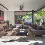 Desain Ruang Keluarga Yang Simple