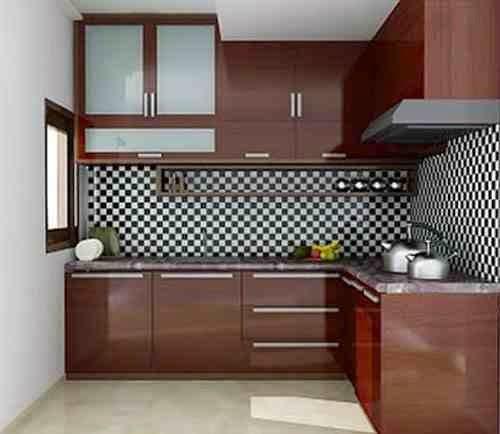 Wallpaper Dinding Untuk Dapur Nirwana Deco Jogja