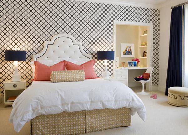 7 Motif Wallpaper Kamar Tidur Remaja Yang Keren Nirwana