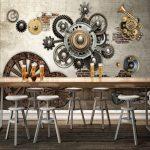 5 Wallpaper Dinding Cafe Keren