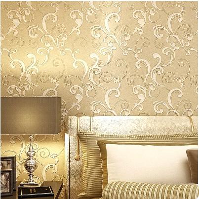 7 Model Wallpaper Dinding Klasik Modern - Nirwana Deco Jogja