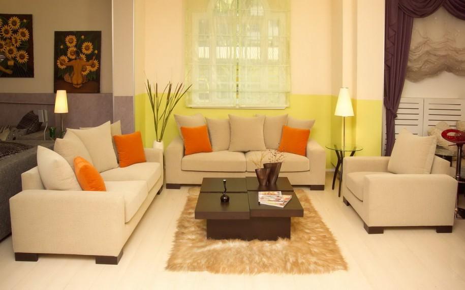 Karpet Lantai Rumah Minimalis Ruang Tamu Nirwana Deco Jogja