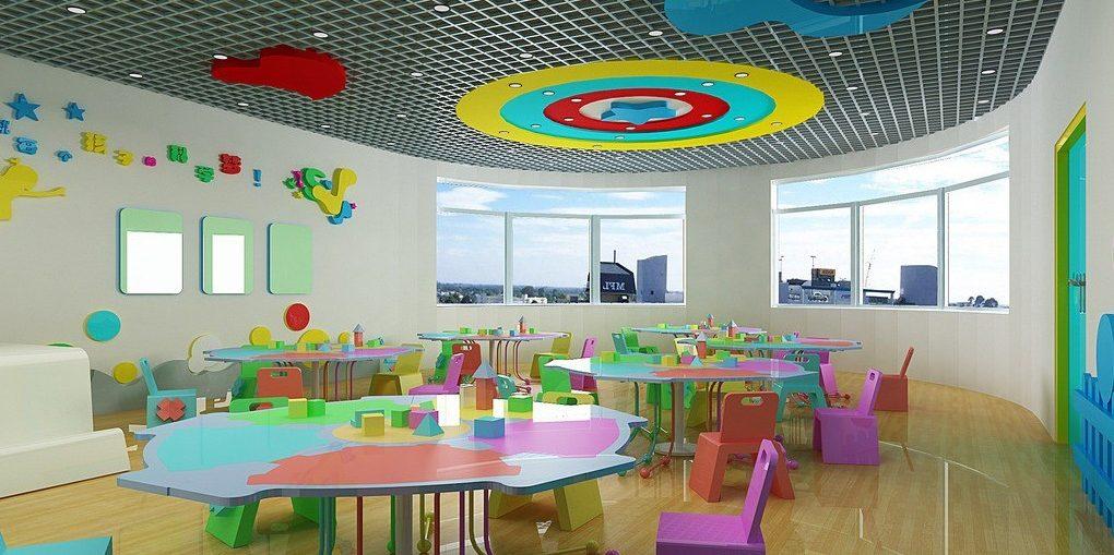 5 Desain Dekorasi Ruang Kelas Menarik