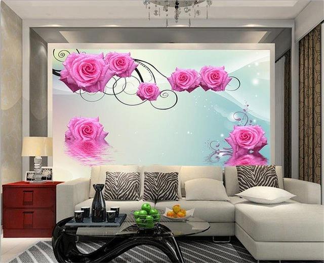 Contoh Wallpaper Dinding Untuk Rumah Minimalis