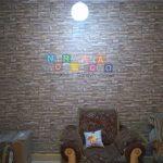Pemasangan Wallpaper Di Jl. Gedong Kuning, Gg Harjuno, Yogyakarta