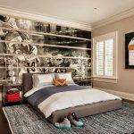 5 Motif Wallpaper Kamar Tidur Remaja Keren