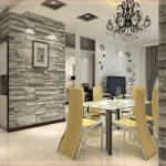 Desain Ruang Makan Minimalis Ukuran Kecil