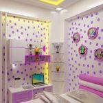 Ragam Motif Wallpaper Kamar Tidur Remaja