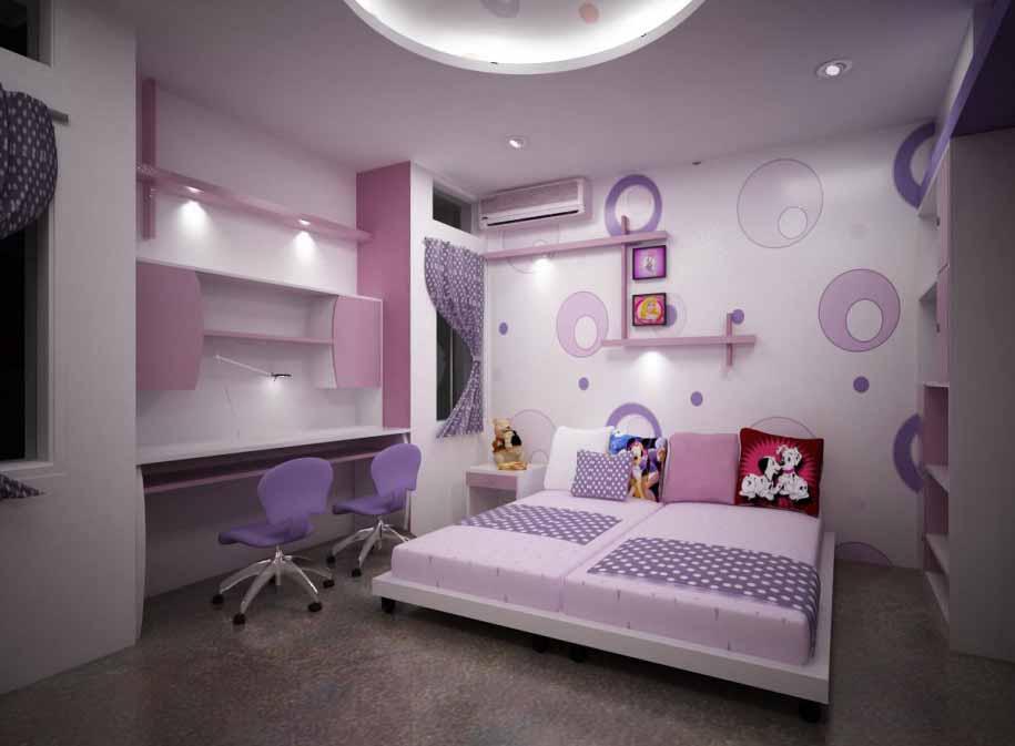 8800 Gambar Dinding Kamar Anak Remaja HD
