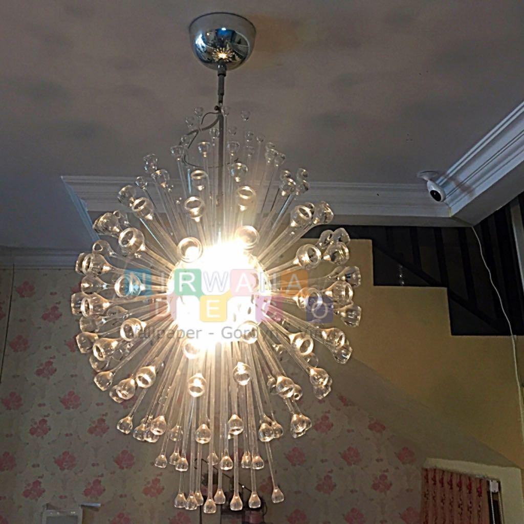 5 Lampu Hias Gantung Untuk Ruang Tamu