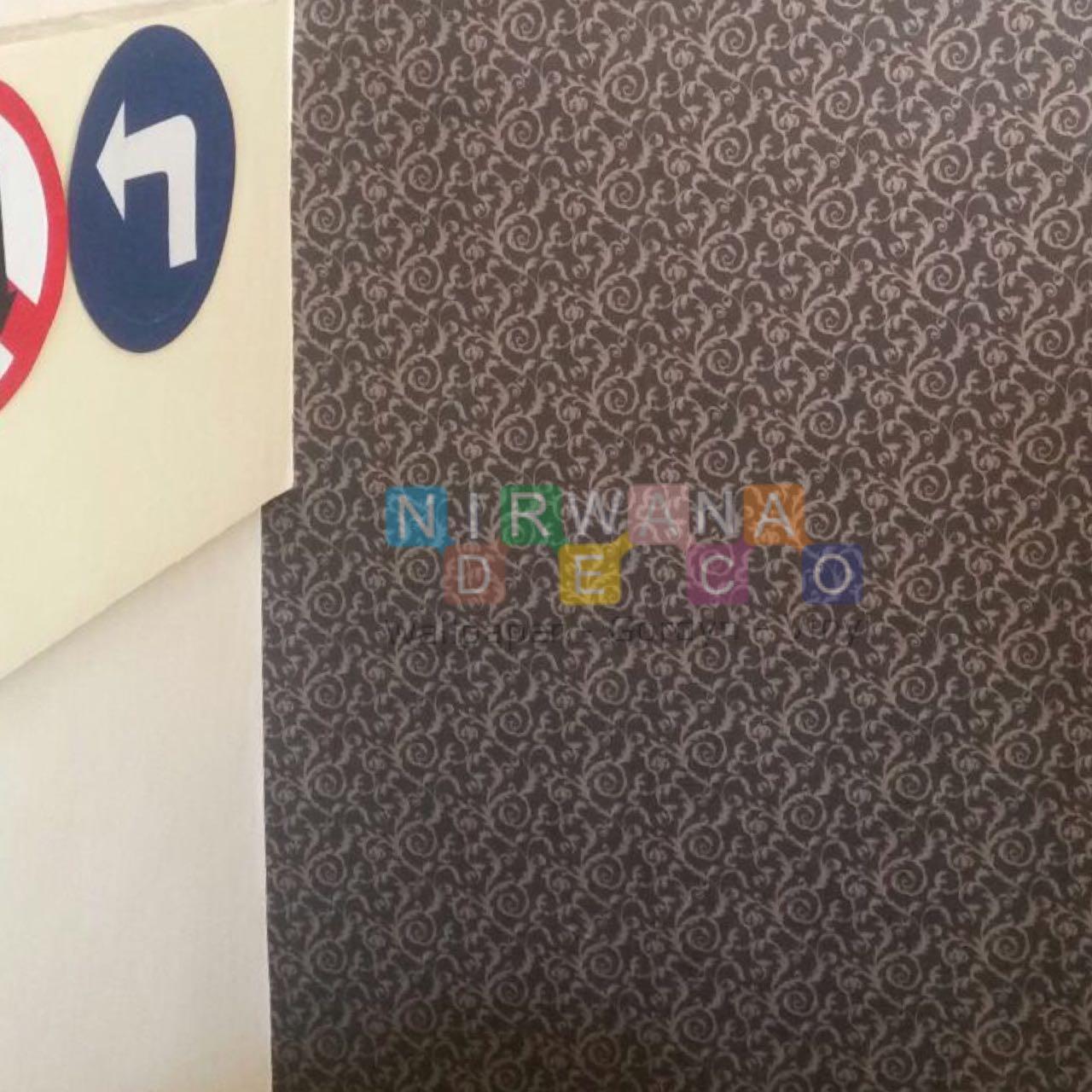 Pemasangan Wallpaper Di Sekolah Dasar Tegalpanggung Yogyakarta