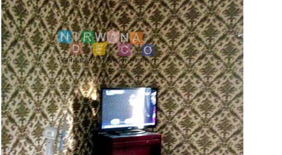 Pemasangan Wallpaper Di Jl. Pemuda, Wonosari, Gunung Kidul, Yogyakarta