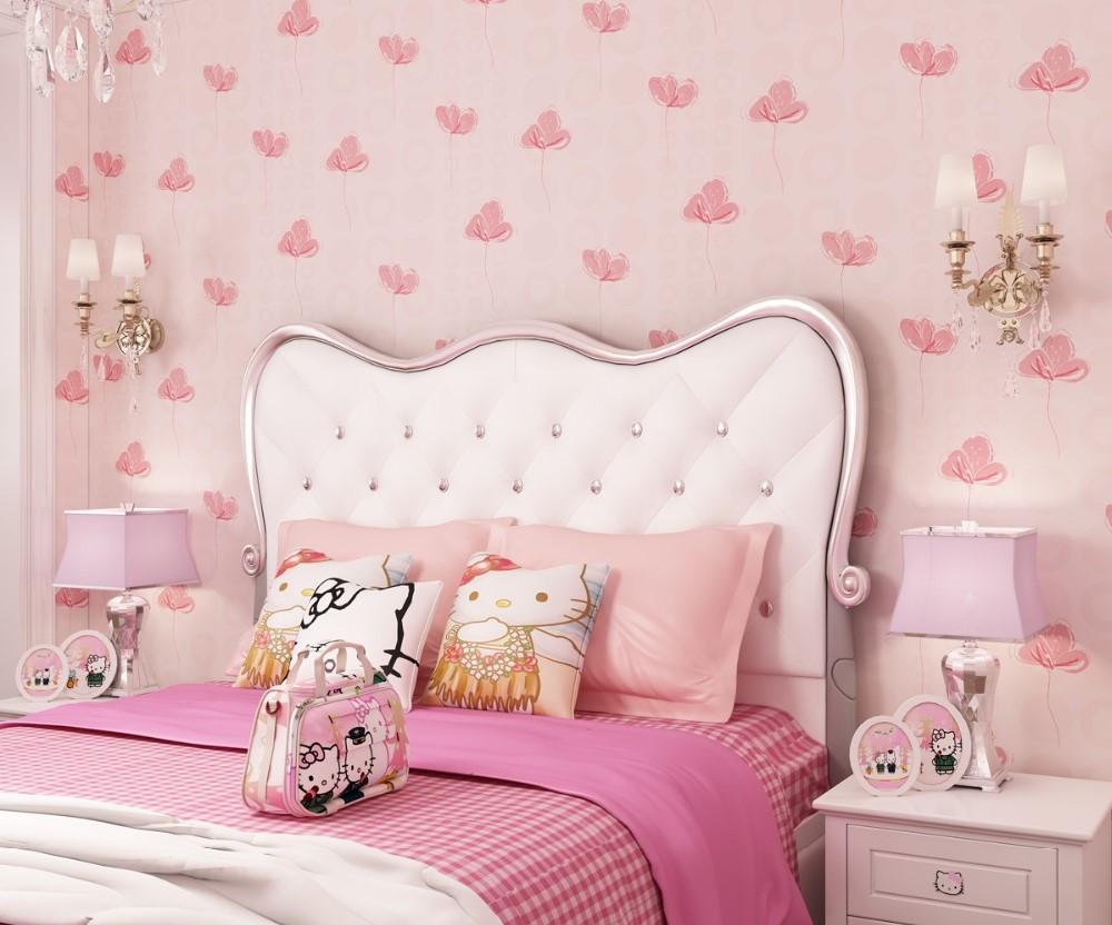Ragam Motif Wallpaper Kamar Tidur Remaja Nirwana Deco Jogja