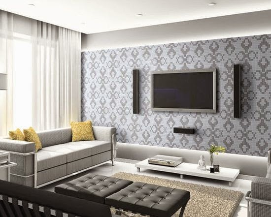 6 Wallpaper Rumah Minimalis Modern Nirwana Deco Jogja