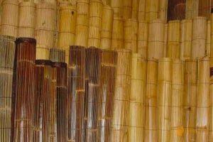 tirai bambu