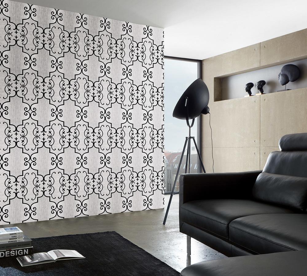 Penerapan Wallpaper Untuk Kantor Nirwana Deco Jogja