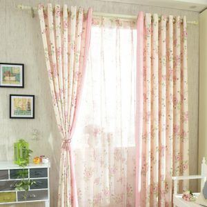 gorden vintage Shabby-Chic-Curtains