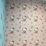Pemasangan Wallpaper Di Jalan Veteran, Yogyakarta