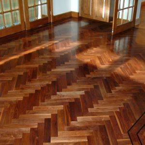 lantai parket - lantai kayu