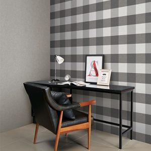 5 Motif Wallpaper Dinding Ruang Kerja
