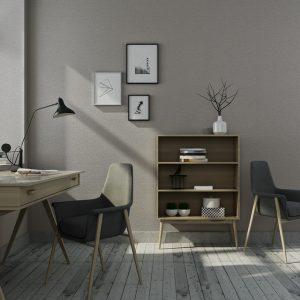 6 Motif Wallpaper Dinding Ruang Kerja