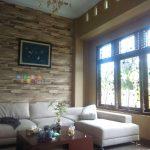 Pemasangan Wallpaper Di Jl. Garuda, Medomartani, Yogyakarta