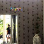 Pemasangan Wallpaper Di Perumahan Alam Brajan Residence, Yogyakarta