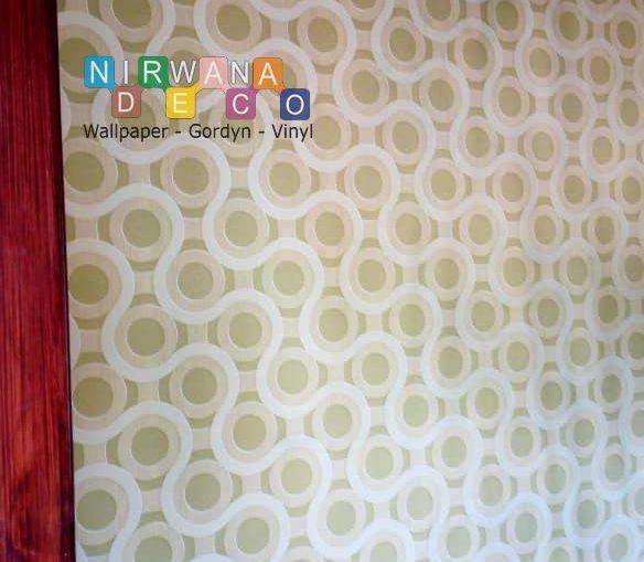 Pemasangan Wallpaper Di Kota Gede, Yogyakarta