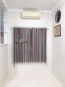 Pemasangan Gordyn Di Ambarrukmo Residence, Yogyakarta