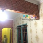 Pemasangan Wallpaper Di Blambangan, Widomartani, Sleman, Yogyakarta