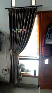 Pemasangan Gorden Di Perumahan Gowok, Yogyakarta