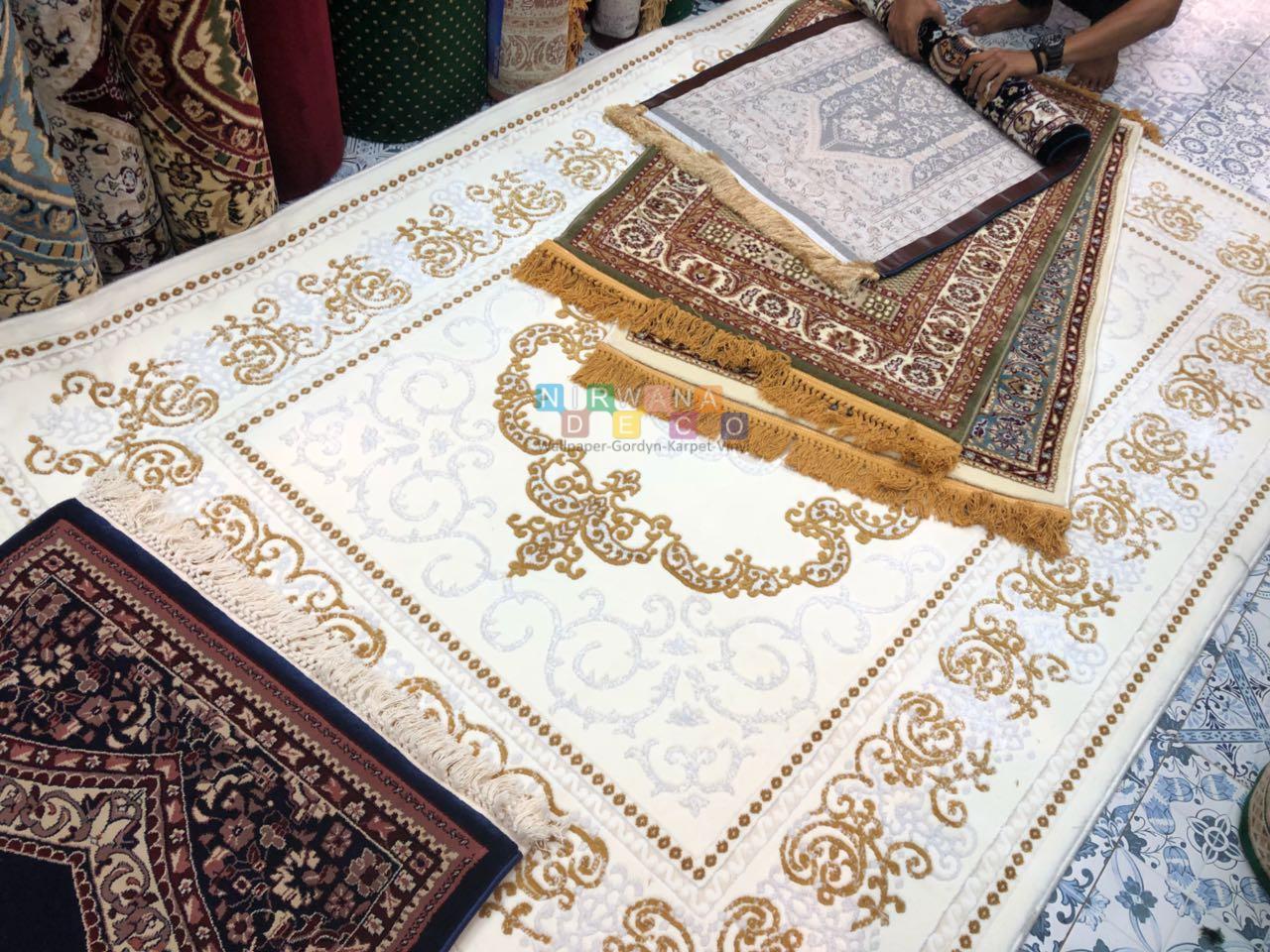 Kapet Masjid Jogja Karpet Sajadah Murah