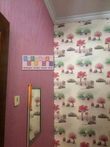 Pemasangan Wallpaper Di Jombangan, Bantul, Yogyakarta