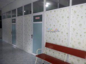 Pemasangan Wallpaper Di Jalan Mataram, Suryatmajan, Danurejan, Yogyakarta
