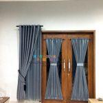 Pemasangan Gorden Di Perumahan Paradise Monjali, Yogyakarta