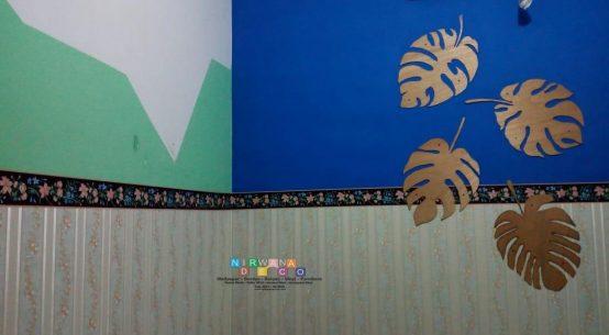 Pemasangan Wallpaper Di Brontokusuman, Mergangsan, Yogyakarta