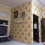 Pemasangan Wallpaper Di Jalan Ki Ageng Pemanahan, Tamanan, Yogyakarta