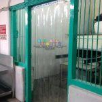 Pemasangan Tirai PVC Di Jalan AIP II KS Tubun, Ngampilan, Yogyakarta