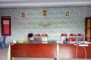 Pemasangan Wallpaper Di Krasak, Salaman, Magelang, Jawa Tengah