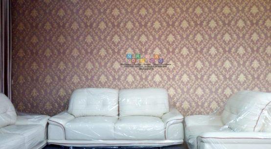 Kali iniNirwana Deco Jogjamelakukan pemasangan WallpaperDi Perumahan Taman Palagan Asri 3, Yogyakarta