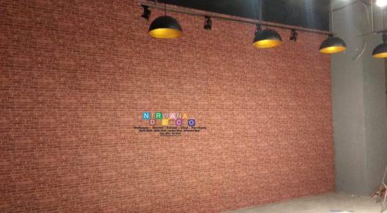 Pemasangan Wallpaper Di Kaliwaru, Condongcatur, Sleman, Yogyakarta