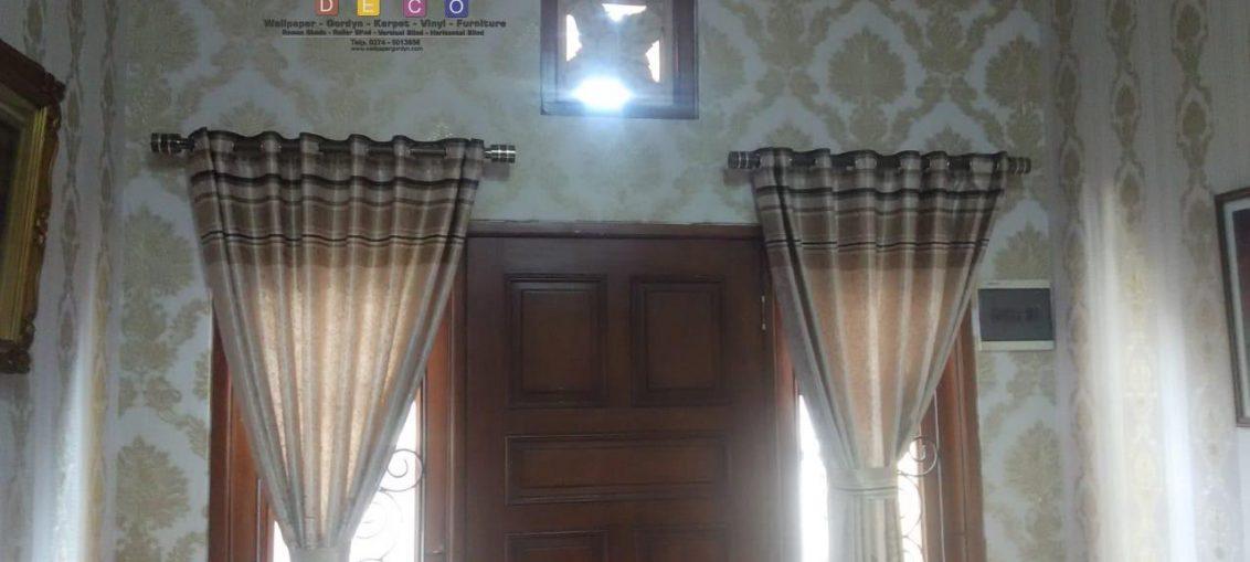 Pemasangan Wallpaper Di Kledokan, Caturtunggal, Yogyakarta