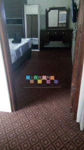 Pemasangan Karpet Di Jalan Raya Turi, Pakem, Sleman, Yogyakarta