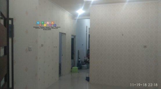 Pemasangan Wallpaper Di Pendowoharjo, Sewon, Bantul, Yogyakarta